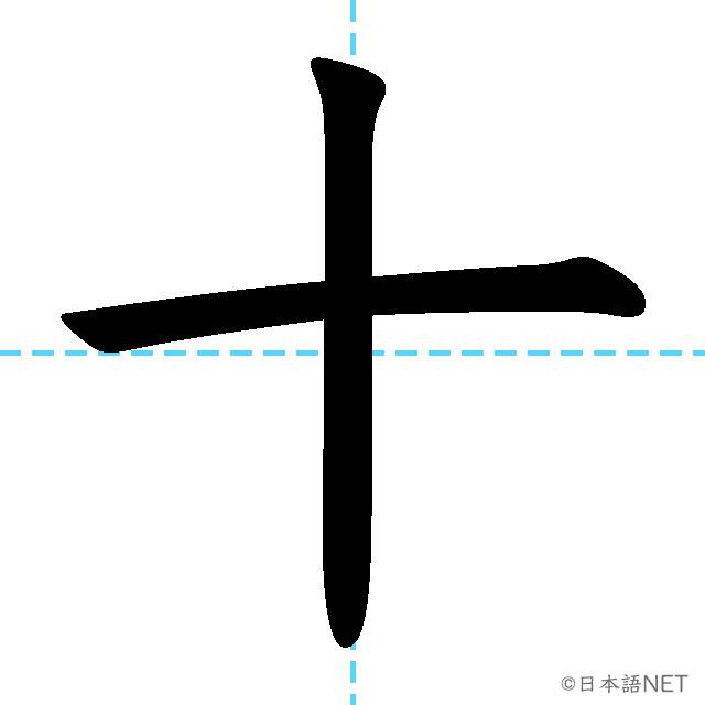 【JLPT N5 Kanji】十