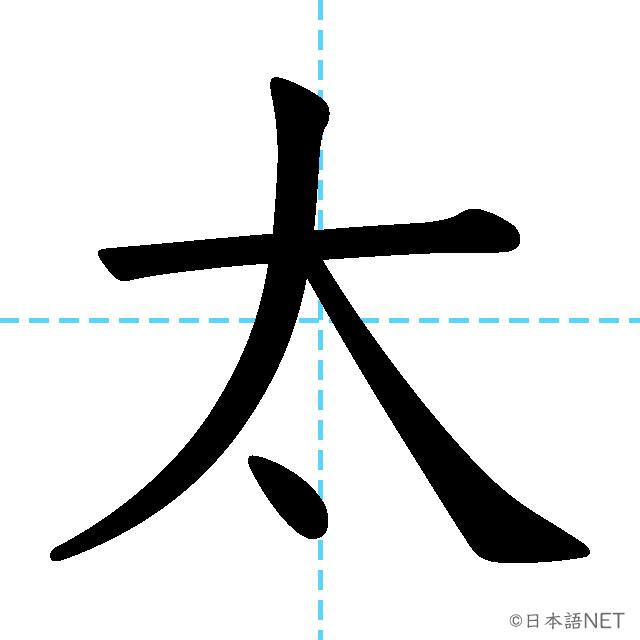 【JLPT N4 Kanji】太