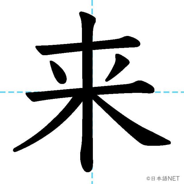 【JLPT N5 Kanji】来