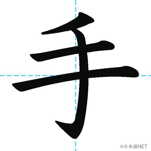【JLPT N5 Kanji】手