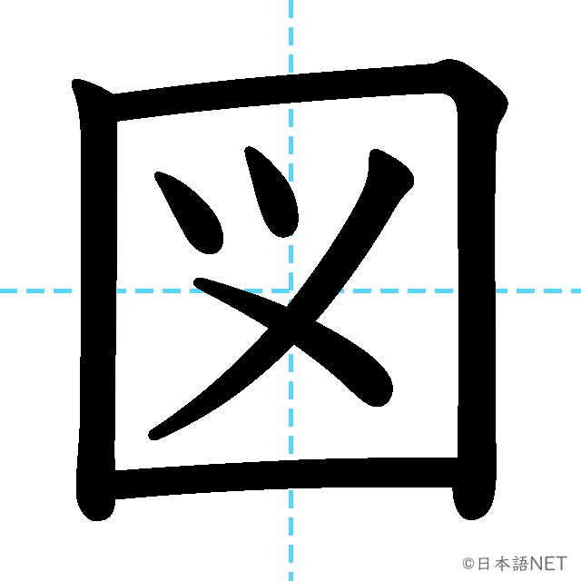 【JLPT N4 Kanji】図