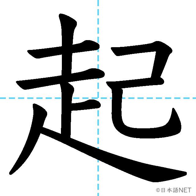 【JLPT N4 Kanji】起