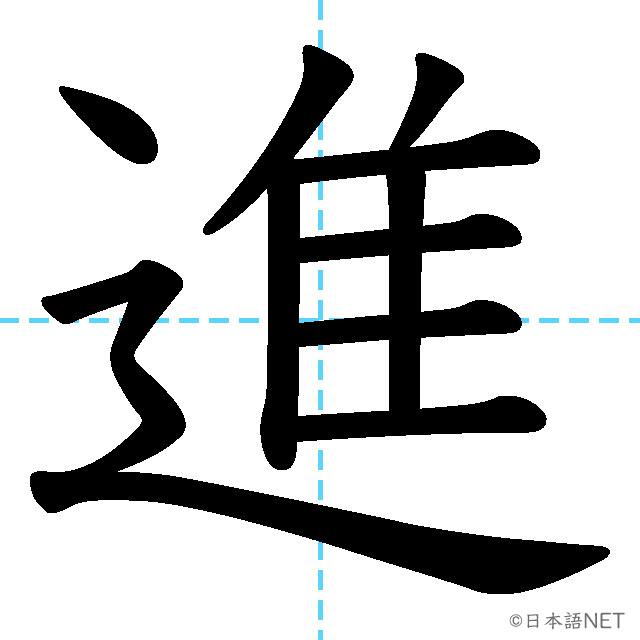 【JLPT N4 Kanji】進