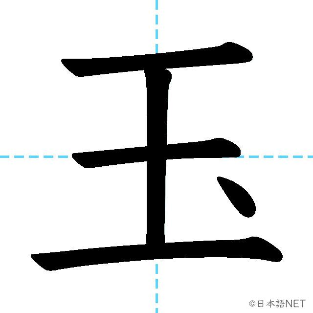 【JLPT N2 Kanji】玉