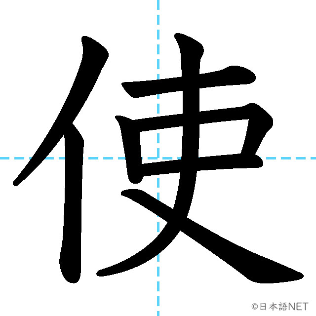 【JLPT N4 Kanji】使