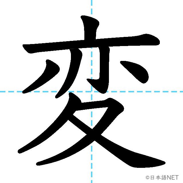 【JLPT N3 Kanji】変