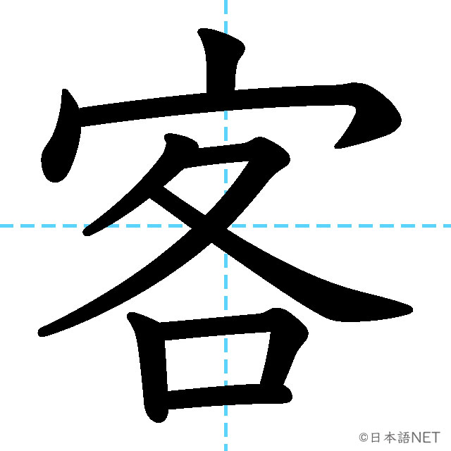 【JLPT N3 Kanji】客