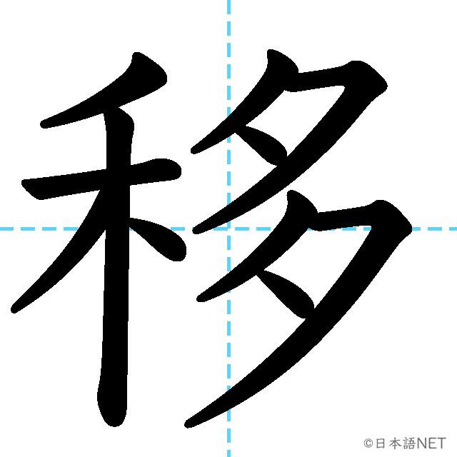 【JLPT N3 Kanji】移