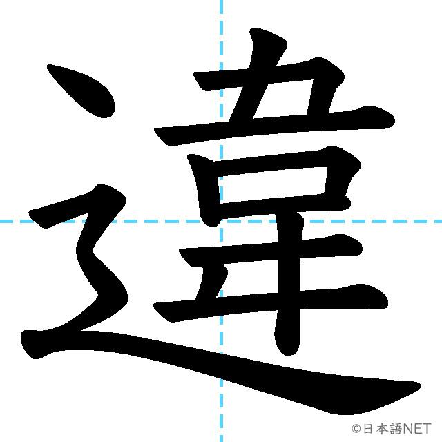 【JLPT N3 Kanji】違