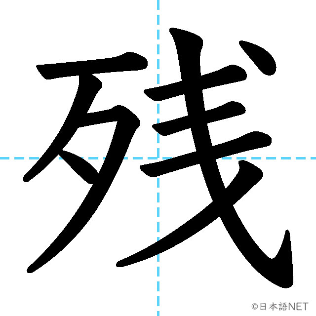 【JLPT N3 Kanji】残