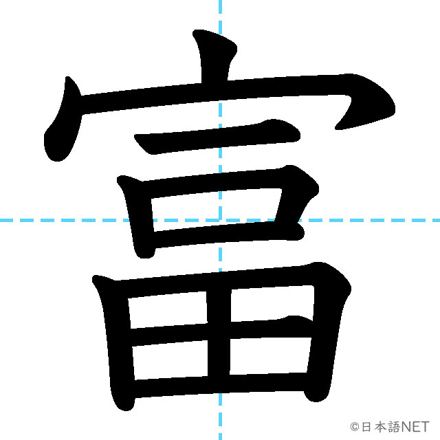 【JLPT N2 Kanji】富