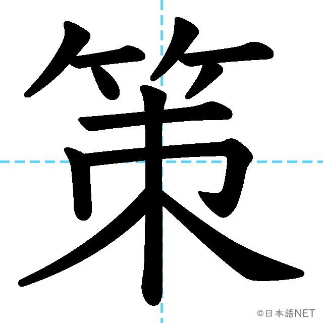 【JLPT N1 Kanji】策