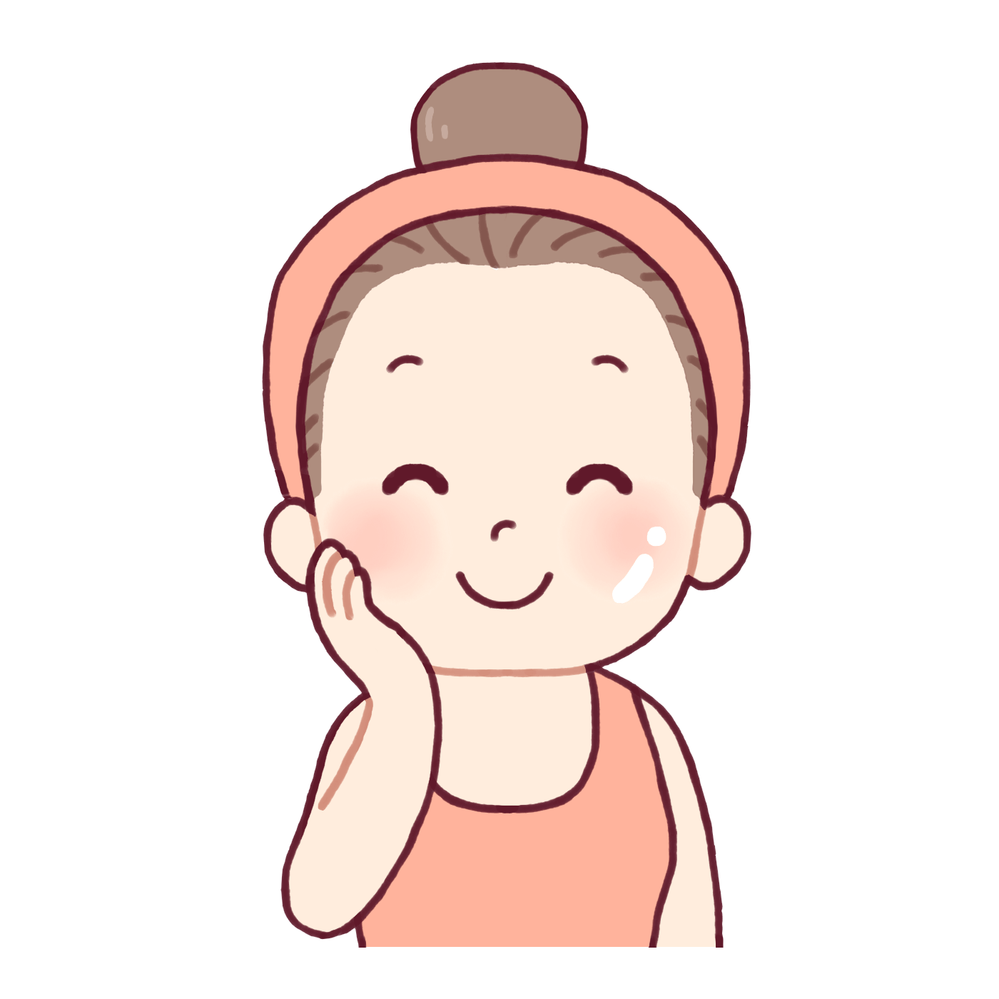 【Japanese Onomatopoeia】TSURU-TSURU / つるつる / ツルツル